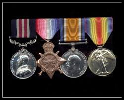 Military Awards And Decorations Records by Rare Vimy Ridge Military Medal U0026 1914 15 Trio To 42 Canadian