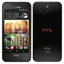 HTC Desire 612 8GB 4G LTE Smartphone Verizon Wireless Black