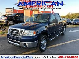 Buy Here Pay Here 2007 Ford F-150 For Sale In Orlando, FL 32839 ...