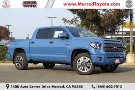 100 Merced Truck And Trailer New 2019 Toyota Tundra SR5 57L V8 For Sale In CA VIN