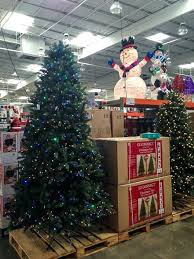 Artificial Trees O With 12 Ft Christmas Tree Costco Home Improvement Wilson