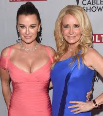 Kyle Richards Halloween by Lisa Rinna And Kim Richards Agree To End Their Long Standing Feud