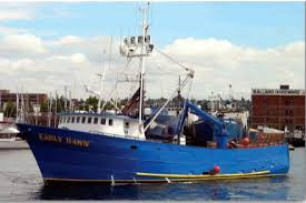 Wizard Deadliest Catch Sinks by Early Dawn Deadliest Catch Wiki