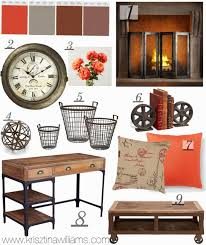 Get The Look Rustic Industrial Home Decor