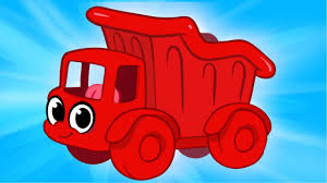 100 Red Dump Truck My Morphle Animations For Kids YouTube