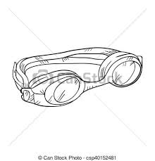 Swimming goggles Illustrations and Clip Art 2 252 Swimming