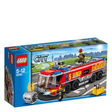 LEGO City Great Vehicles: Airport Fire Truck (60061) Toys | Zavvi Action Town 1467 Airport Fire Truck Lego Itructions 60061 City Onetwobrick11 Set Database 4208 Fire Truck 60111 Utility Mixed By Amazonca Shodans Blog Creating My First Big Display Part 1 Brktasticblog An 2014 Stop Motion Youtube Toysrus City Airport Fire Truck 7891 Lego 60002 And