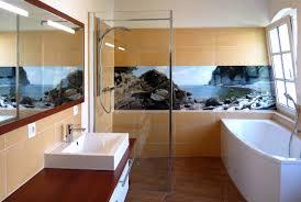 hochqualitative glasbilder für alle naßbereiche glaspaneel