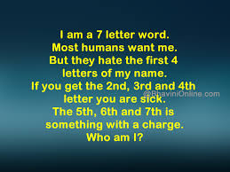 Word Riddle Games Help You To Improve Your Vocabulary And Presence Of Mind I