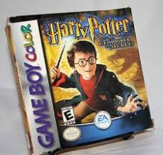 harry potter et la chambre des secrets gba gameboy advance gba ds harry potter the chamber of secrets