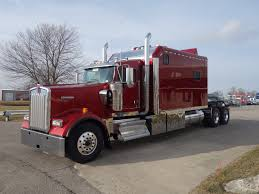100 Palmer Trucks 2019 Kenworth W900 With 156 Inch ARI Legacy II RBSD Sleeper 1789