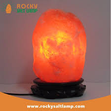 Who Invented The Salt Lamp by Blue Salt Lamp Blue Salt Lamp Suppliers And Manufacturers At