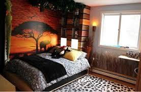 15 reizende schlafzimmer ideen mit leopard akzenten safari