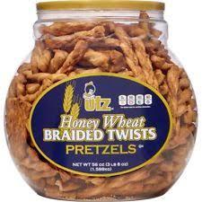 Utz Halloween Pretzel Treats Nutrition by Utz Pretzels Ebay
