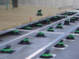 plot reglable pour terrasse bois plot terrasse réglable jouplast jouplast solutions