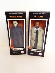Dr Loomis Halloween Remake by The Horrors Of Halloween Custom Made Mego Halloween 1978