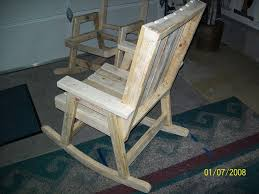 Pallet Rocking Chair Plans Images