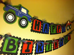 Monster Truck Happy Birthday Banner D7481490e87210d29cc73824b86de523 ... Monster Truck Party Ideas At Birthday In A Box Truck Party Tylers Monster Cars Cakes Decoration Little 4pcs Blaze Machines 18 Foil Balloon Favor Supply Jam Ultimate Experience Supplies Pack For 8 By Bestwtrucksnet Amazoncom Empty Boxes 4 Toys Blaze Cake Decorations Deliciouscakesinfo Decorations Beautiful And The Favour Bags Decorationsand Cheap Cupcake Toppers Find Sweet Pea Parties