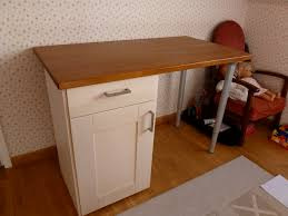 Faktum Kitchen Cabinet Into Desks