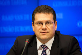 100 Sefcovic Maros Energy Union Strategy On Track