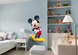 Mickey Mouse Clubhouse Bedroom Set by Mickey Mouse Clubhouse Wall Decal Shop Fathead For Mickey Mouse