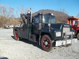 100 Mack Trucks Macungie Antique Tow Old For Sale