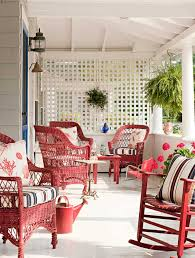 Red Patio Furniture Pinterest by A Classic Victorian Summer Cottage Cottage Porch Porch And