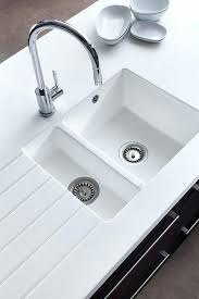 Kitchen Sink Types Uk by Best Material For Kitchen Sink Uk White Sinks Styles Drop