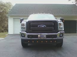 """Round LED Truck and Trailer Lights 2"""" LED Side Clearance Lights"""