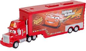 Disney Pixar Cars Cars 3 Mack Hauler Playset Mattel Toys - ToyWiz