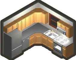 Included In The Standard 10 X Kitchen Layout Price That We Quote Cabinet For 8 L Shaped Designs Digsdigs Interior Decorating