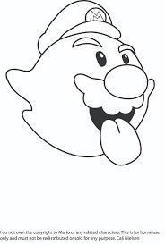 138 Dessins De Coloriage Mario Bros À Imprimer Sur Laguerche