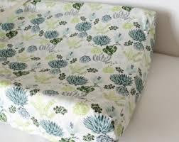 Etsy Baby Bedding by Succulent Crib Sheet Etsy
