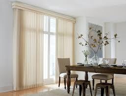 Dining Room Blinds Vertical Sheer Graber
