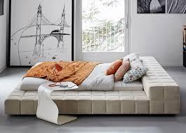 Bonaldo Squaring Penisola King Size Bed