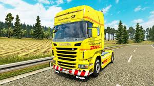 Skin DHL For Scania Truck For Euro Truck Simulator 2 Playmobil Dhl Delivery Van Post Truck In Exeter Devon Gumtree Standalone Trailer Mod For Ats American Simulator 04 Semi Trailer Lego This Next Truck My Flickr On Motorway Editorial Photo Image Of German 123334891 Full Wrap Install Dpi Wrapscom Mercedes Caught Borrowing Dhls Electric Using It Skin Scania Euro 2 Bruder Falls Into Water Youtube Reefer Semitrailer Dhl Stock Photos Royalty Free Images