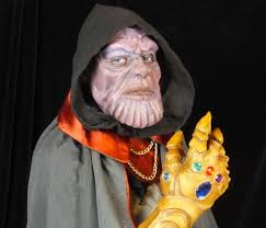 THANOS Costume 4 Steps With Pictures