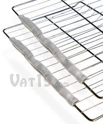 Cool Touch Oven Rack Guard 2 Pack Eliminates burns from hot