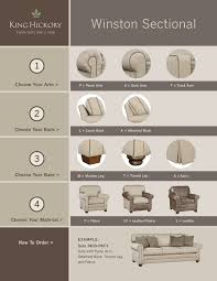 King Hickory Sofa Fabrics by King Hickory Turk Furniture Joliet Plainfield Naperville New