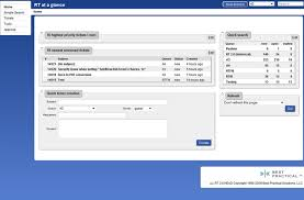 free request tracker itil compliant service desk software 4sysops