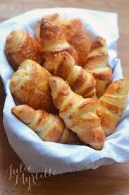 pâte levée feuilletée croissants pains au chocolat