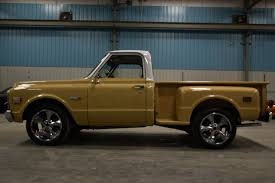 1971 Chevy Stepside Truck For Sale Sell Used 1971 CHEVROLET STEPSIDE ...