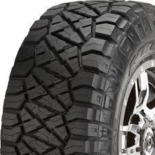 100 Truck Tired LT28560R20 E 125Q Nitto Ridge Grappler Hybrid Terrain Ligh