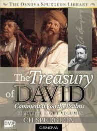 Spurgeon Treasury Of David By Charles