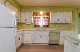 1970s 1971 Vintage Decor Unchanged Kitchen Original South Lyon Michigan Home House For Sale Real Estate