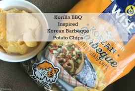 Korilla BBQ Inspired Korean Barbeque Potato Chips - NY Foodie Family