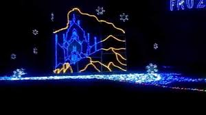 Mega Caverns Louisville Kentucky Xmas Lights