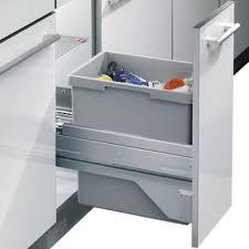 poubelle de cuisine coulissante monobac poubelle de cuisine automatique 30 litres maison design bahbe com