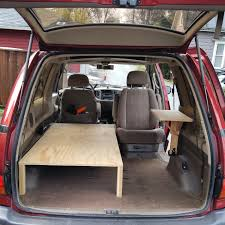 My Simple Mini Van Conversion