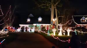 Christmas Tree Lane Altadena 2017 by Best Los Angeles Neighborhoods To See Holiday Lights 2015 Ktla